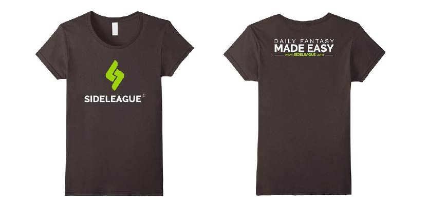 SideLeague: Relaxed Fit T-shirt   (more colors available).