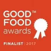 Two Hives Honey's ZIlker comb honey is a 2017 Good Food Awards Finalist