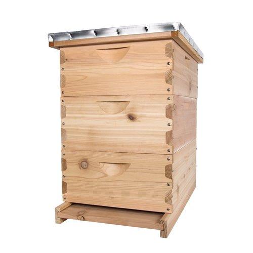 Langstroth Medium Hive Kit