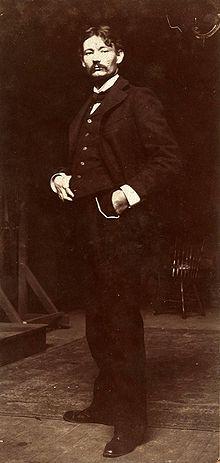 Robert Henri, 1897