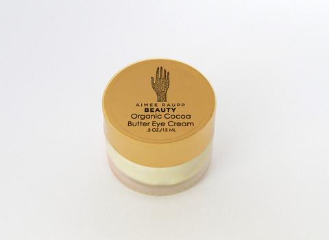 Aimee Raupp Cocoa Butter Eye Cream $24