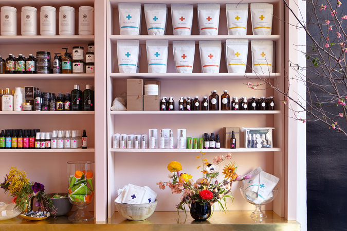 Retail Therapy at CAP Beauty Spa & Shop (NEW YORK)