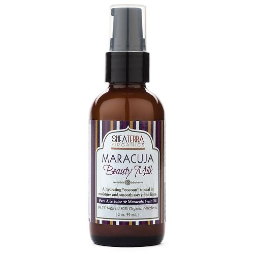 SheaTerra Maracuja Beauty Milk $26