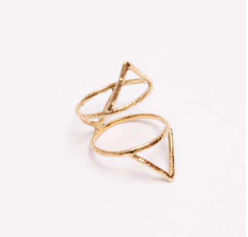 Odette New York Recycled Ring $160