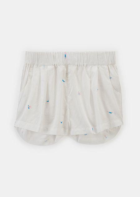 Thinking Mu Organic Cotton Sleep Short $48