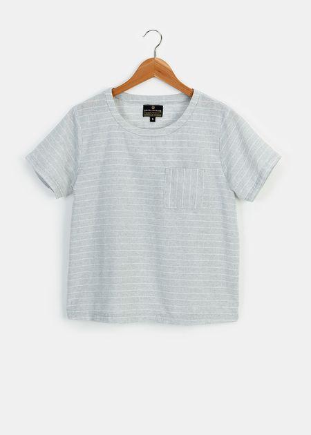 United by Blue Organic Cotton Top $42