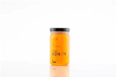 Bee Green Raw Orange blossom Honey $12