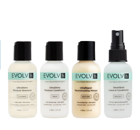 Evolvh Restore Discovery Kit for Hair $35