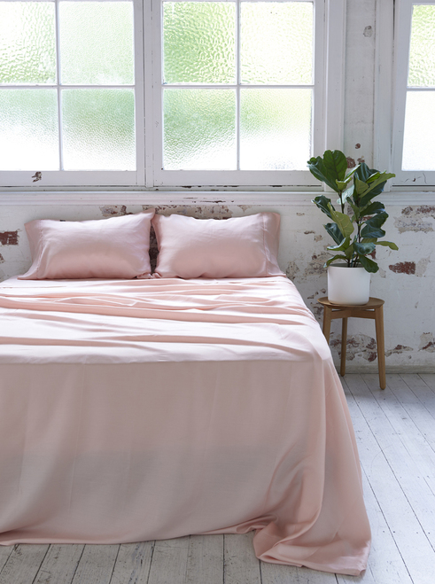 The sweetest, softest bamboo pillowcases you'll ever lay your head upon.