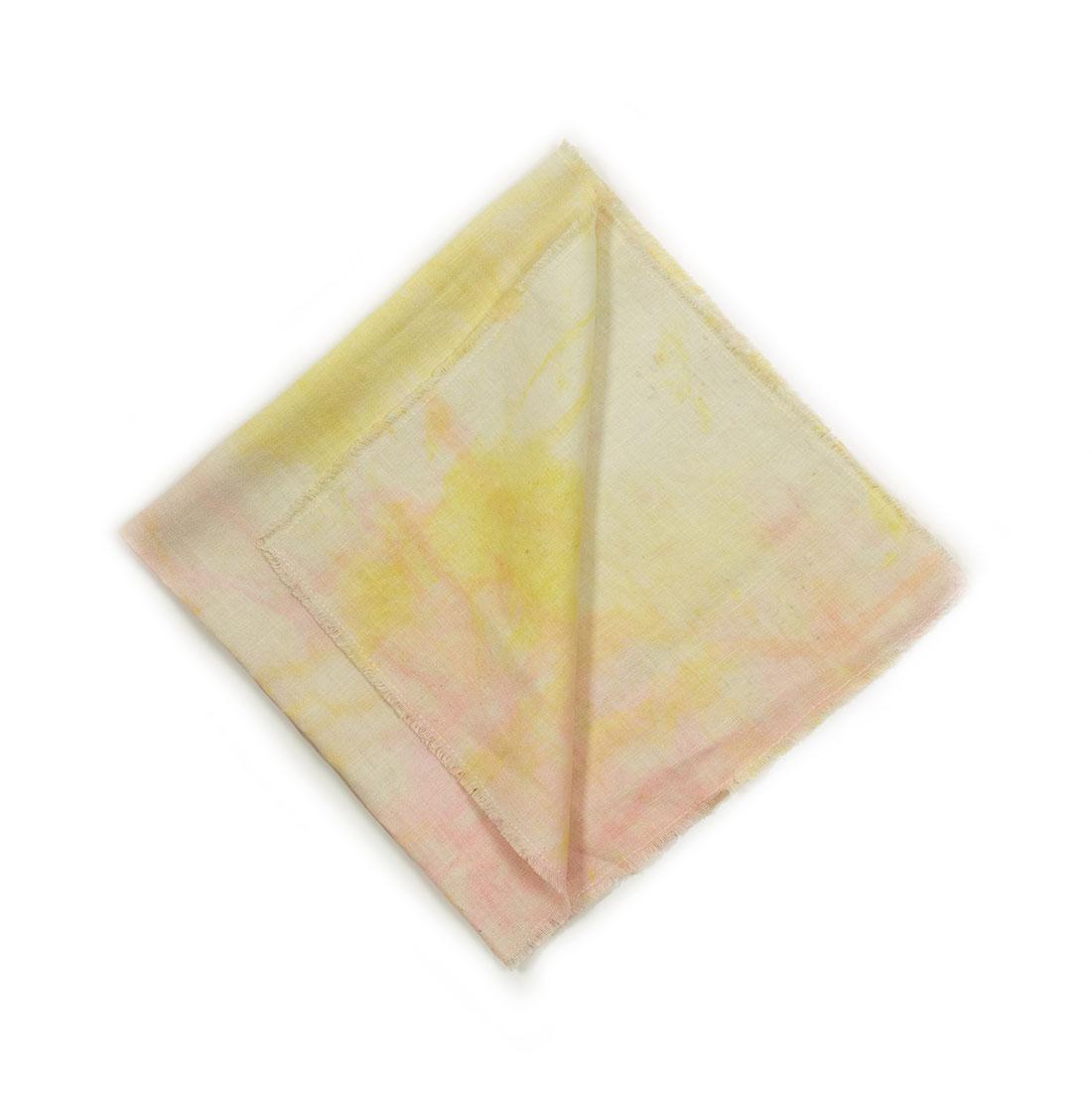 Aquarelle-Maison Hand-Dyed Napkin $36