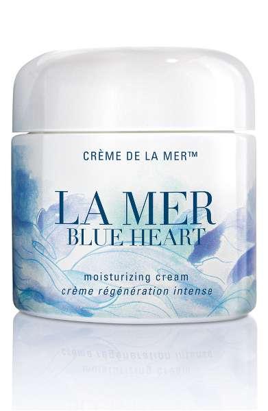 Limited Charity Edition Blue Heart Creme de la Mer $465