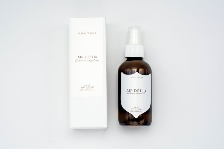 Sunday Forever Air Detox Spray $24