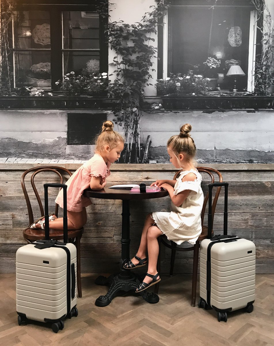 AWAY Kids Carry-On Suitcase $195