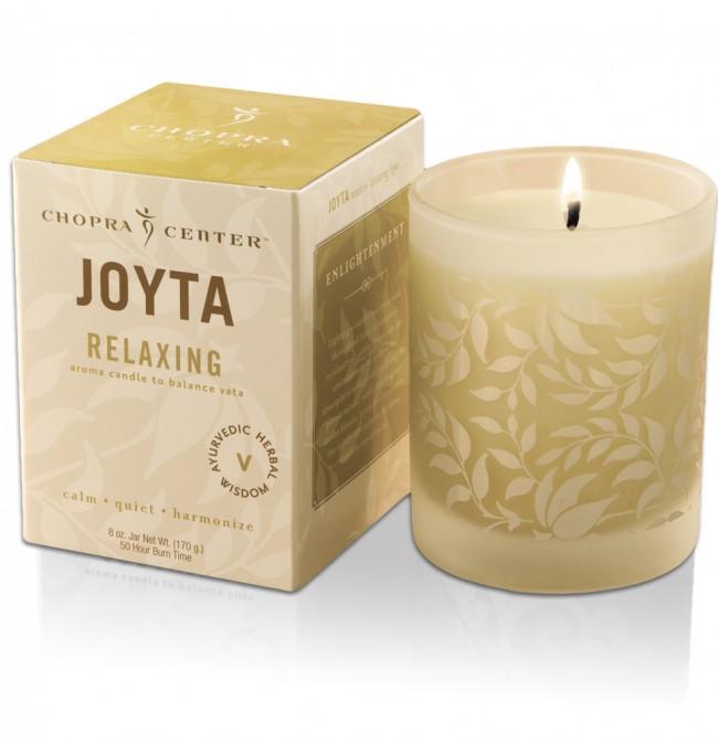 Joyta Vata Balancing Candle $32