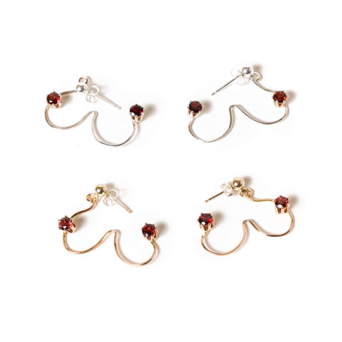 Boobie Earrings $45