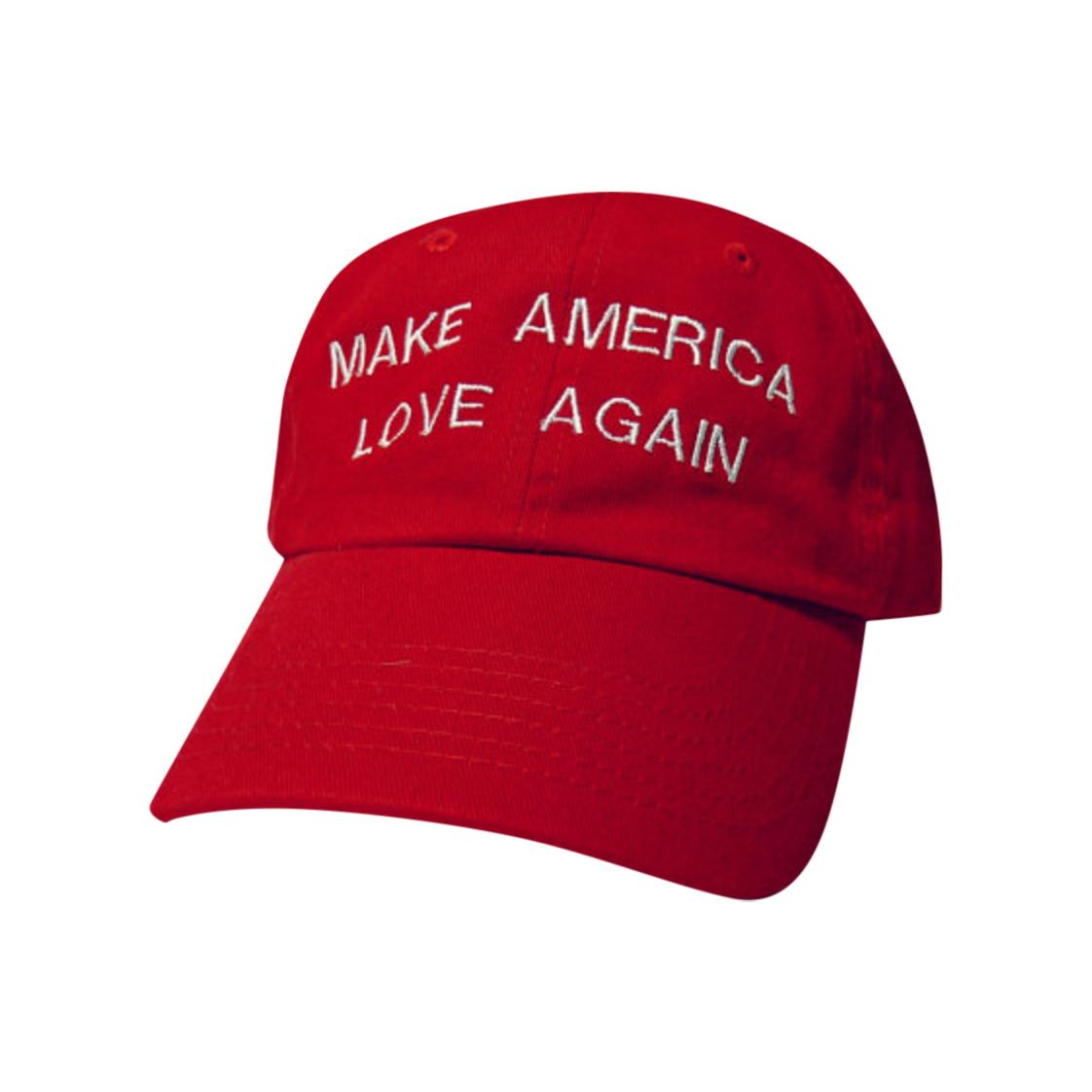 Make America Love Again Cap $18