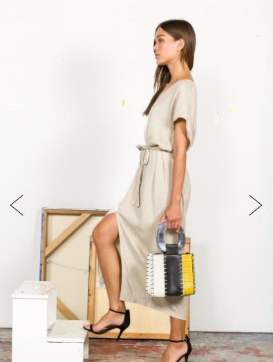 Cienne Hudson Silk Dress $650