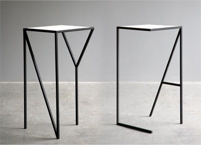 Fuktura NYC or LA End Tables $420