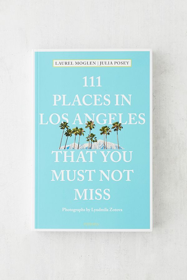 111 Places in LA Book $20