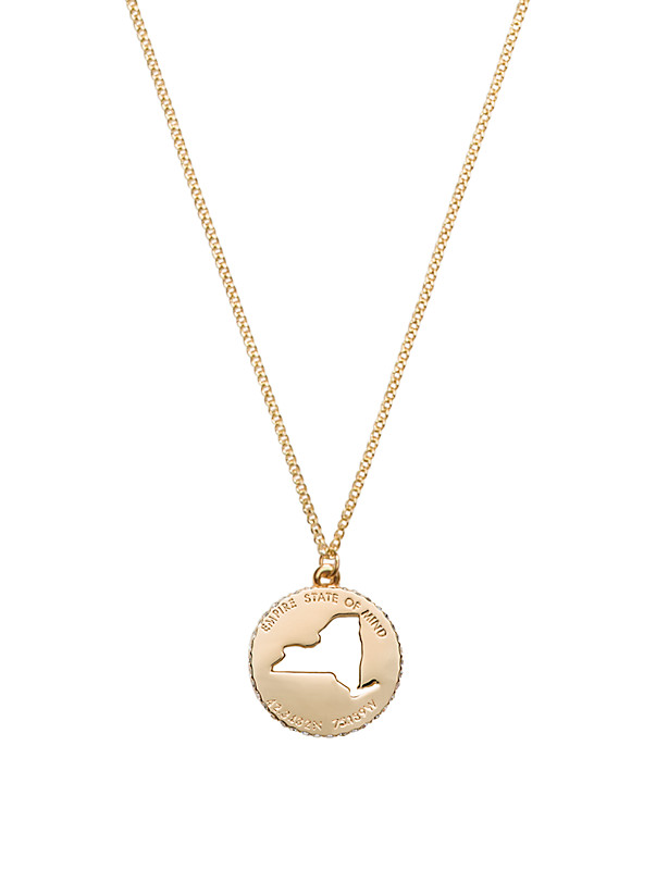 Kate Spade Empire State of Mind Necklace SALE $41