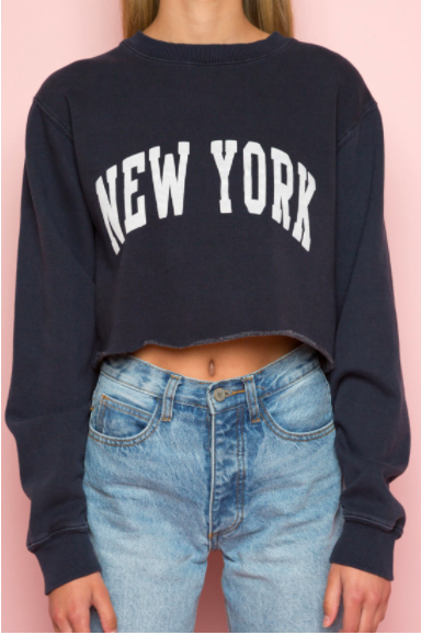 Brandy Melville New York sweatshirt $35