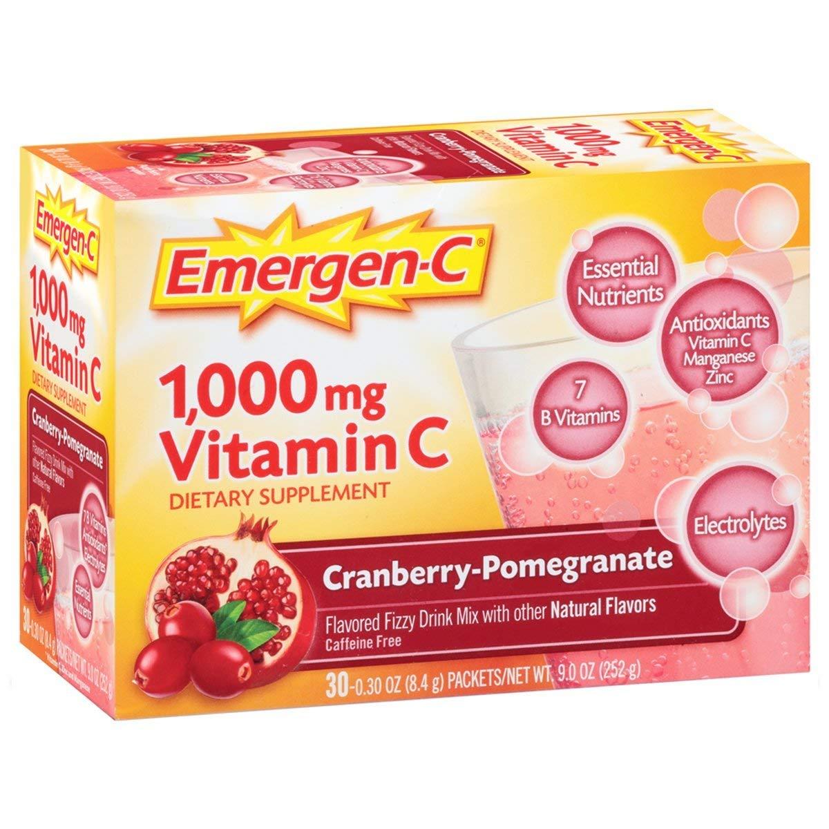 Emergen-C Vitamin Packet