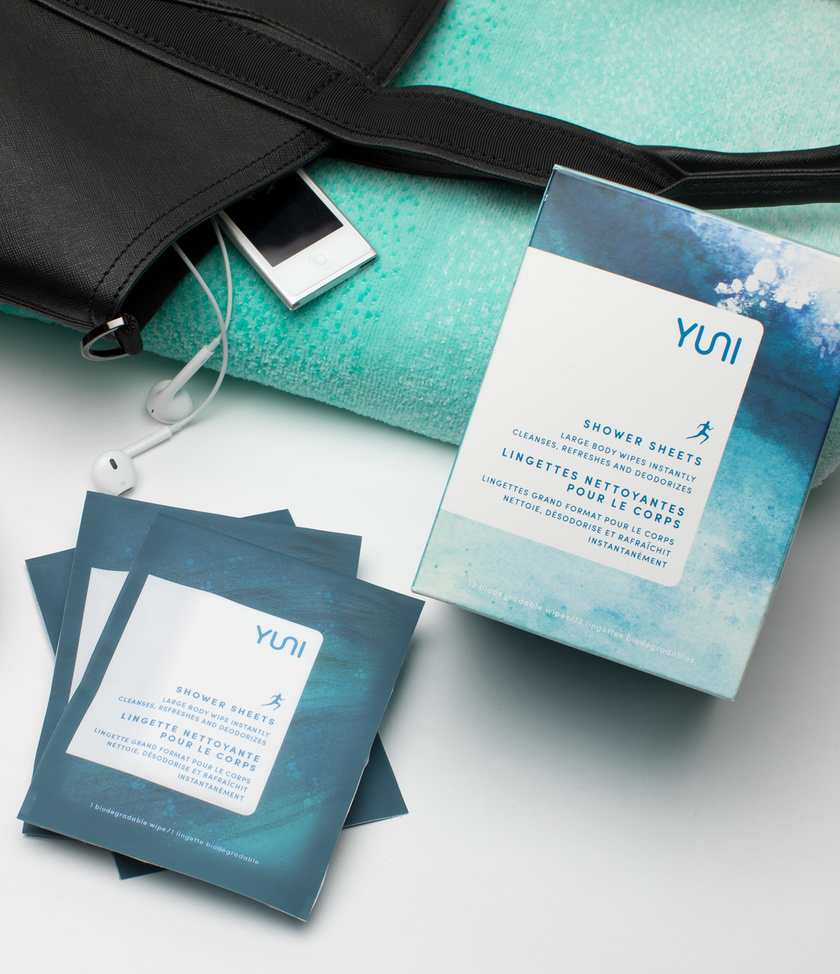 Yuni Beauty Shower Sheets