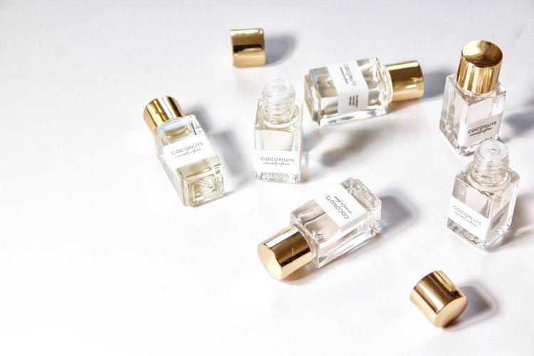 Sunday Forever Mini Coconut Perfume