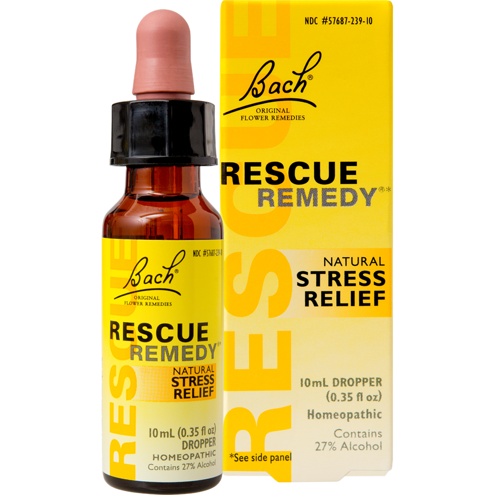 RESCUE Remedy Natural Stress Relief Drops