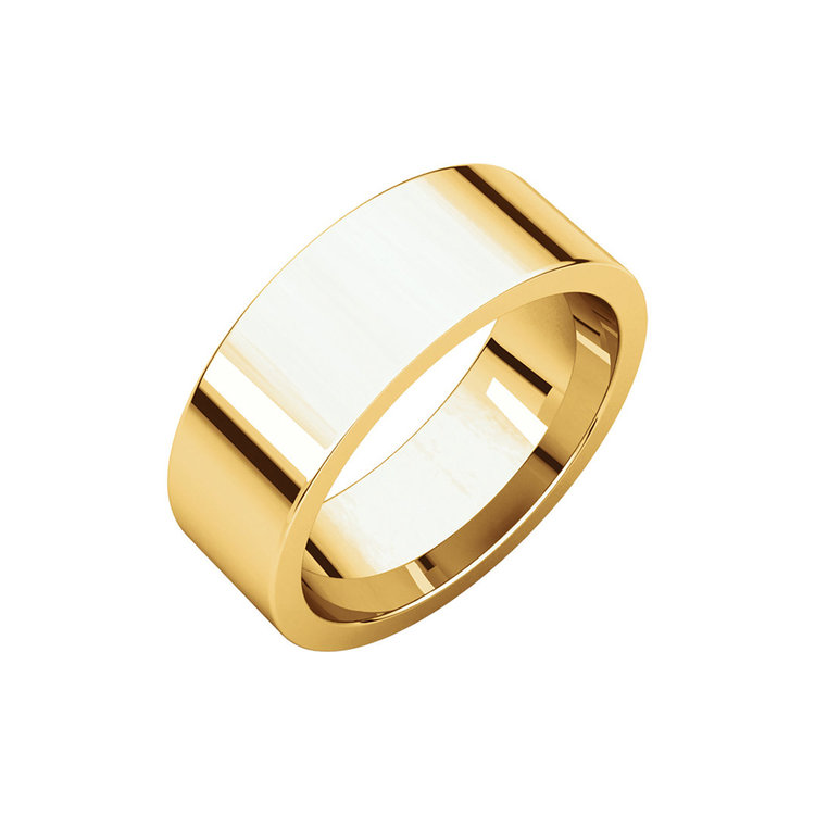 KBH Reclaimed Thick Ring $800