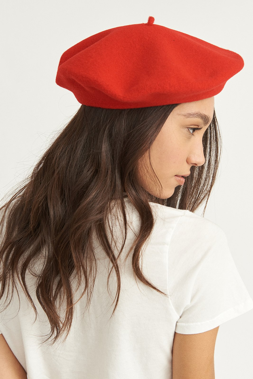 Antidote Wool Beret $43