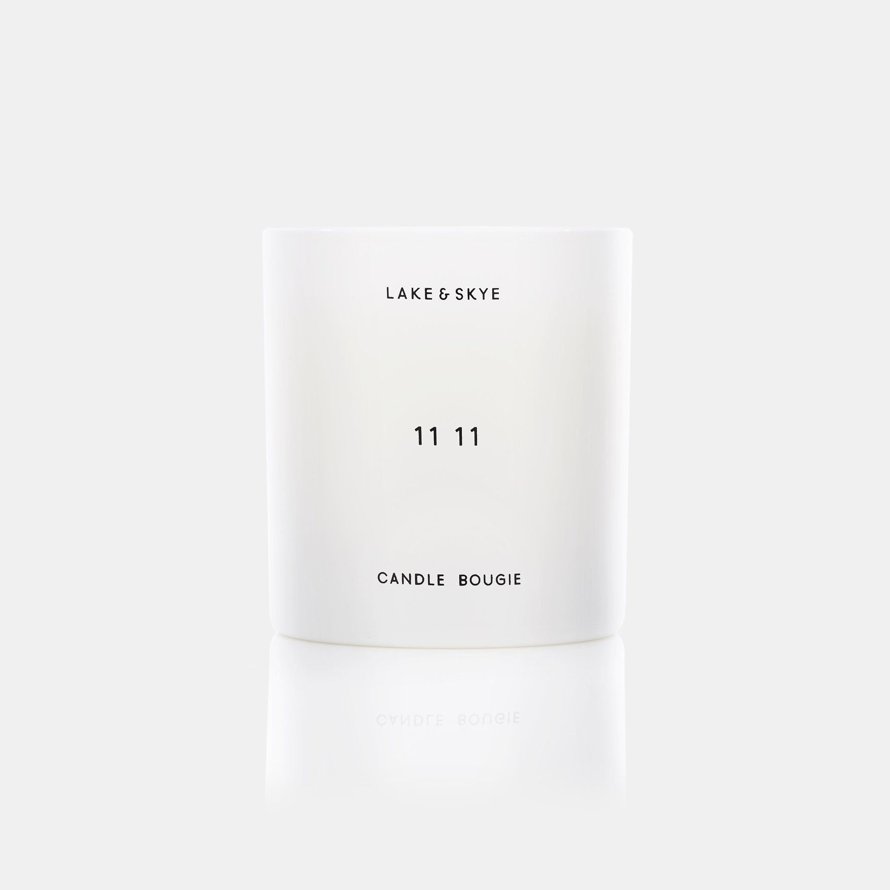 Lake & Skye 11:11 Candle $48
