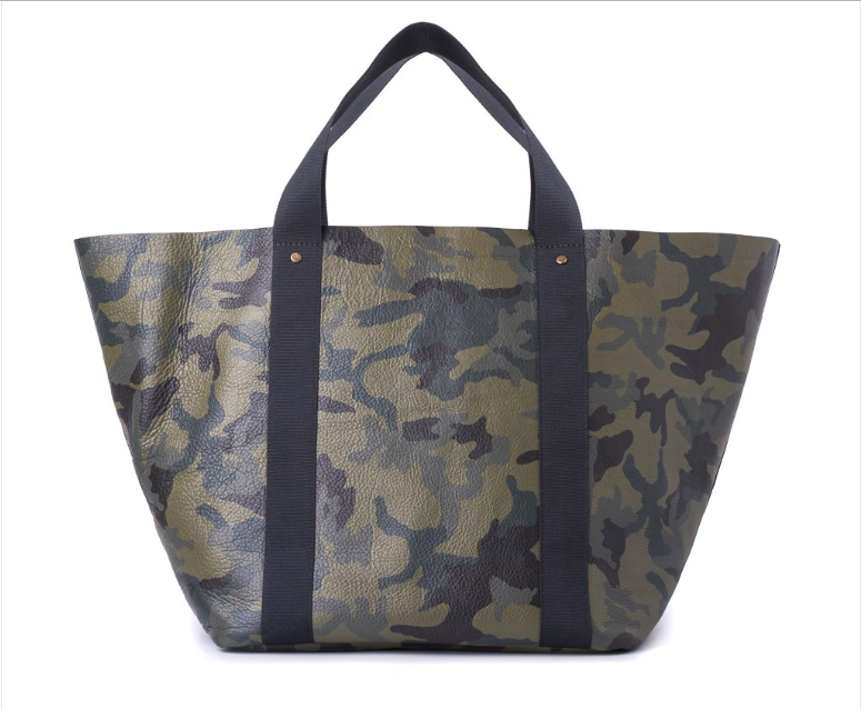 Corroon Big Daddy Tote in Camouflage  $500