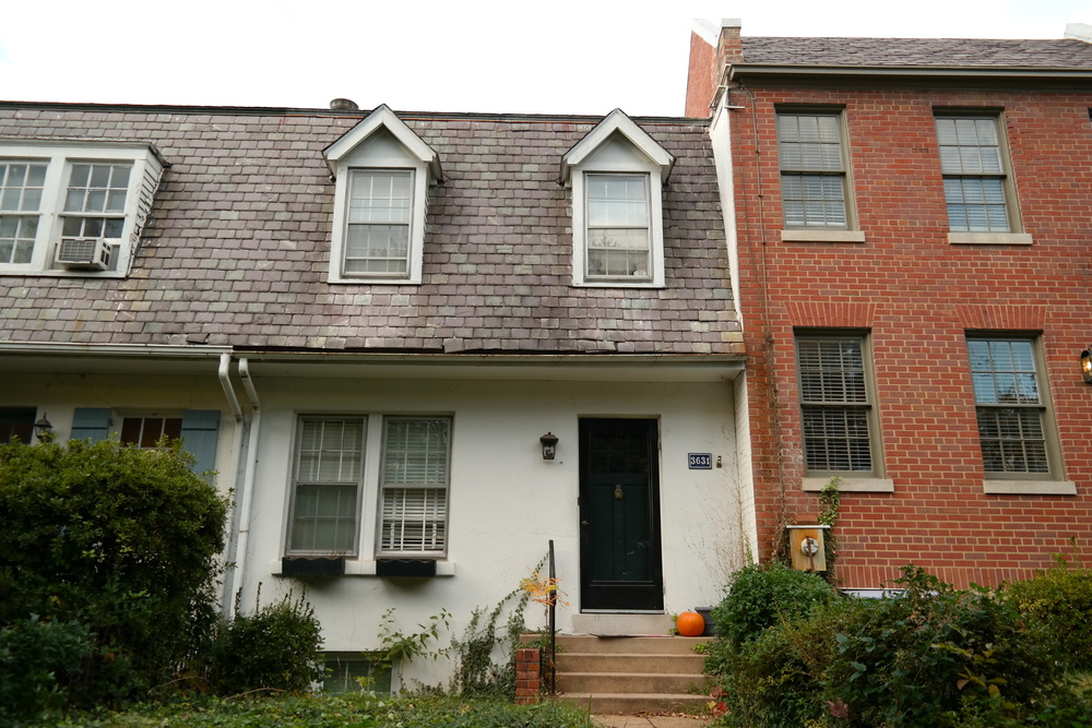 $5750 - 3631 R Street, NW, 5BR/2BA, Available June 1