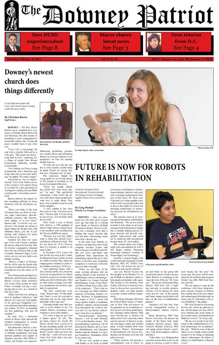 Vol. 11, No. 44, February 14, 2013