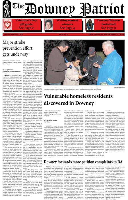 Vol. 11, No. 43, February 7, 2013