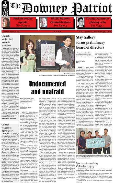 Vol. 11, No. 40, January 17, 2013