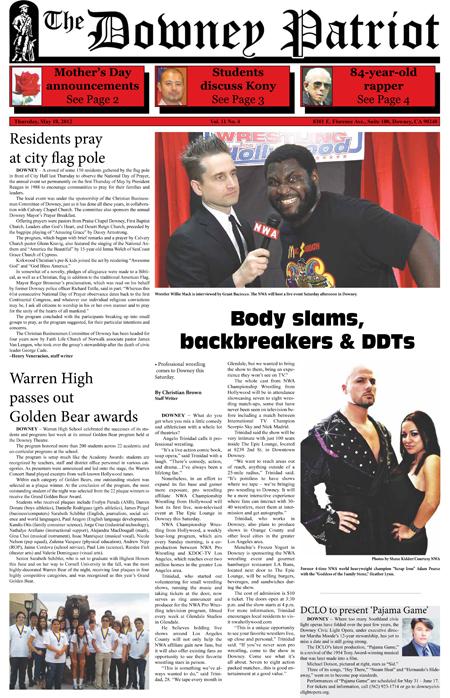 Vol. 11, No. 4, May 10, 2012