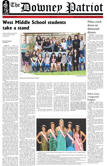Vol. 10, No. 51, April 5, 2012