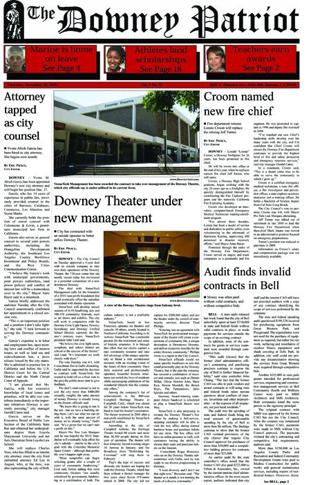 Vol. 9, No. 32, November 25, 2010