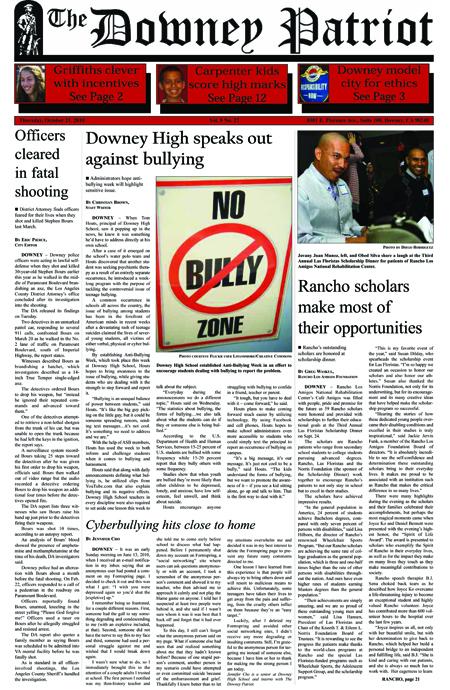 Vol. 9, No. 27, October 21, 2010