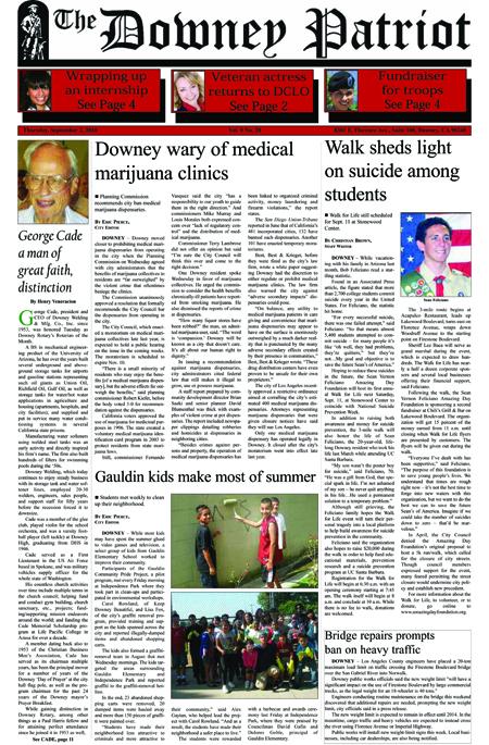 Vol. 9, No. 20, September 2, 2010