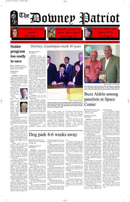 Vol. 9, No. 19, August 26, 2010