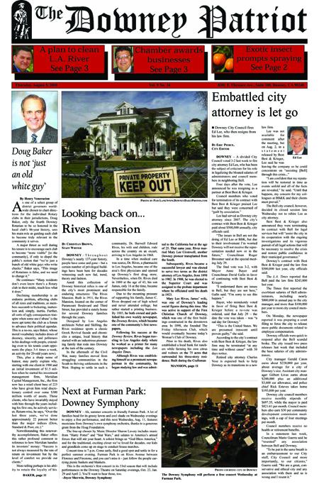 Vol. 9, No. 16, August 5, 2010