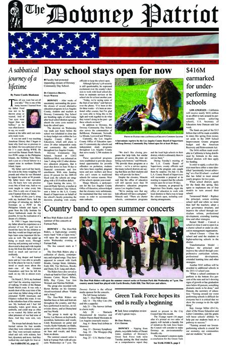 Vol. 9, No. 11, July 1, 2010