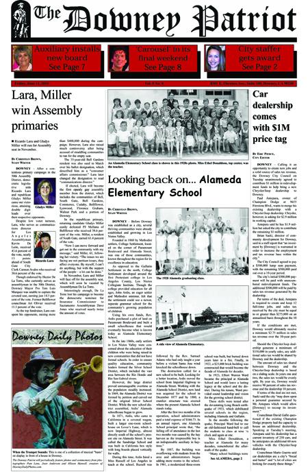 Vol. 9, No. 8, June 10, 2010