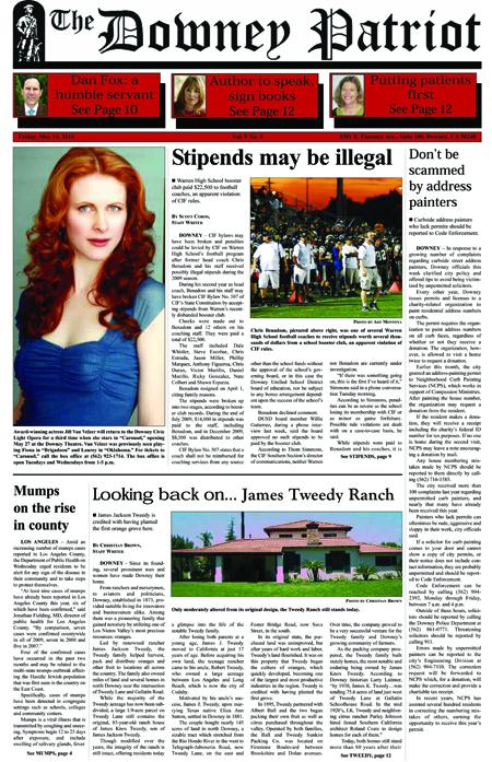 Vol. 9, No. 4, May 14, 2010
