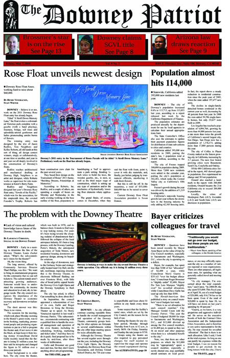 Vol. 9, No. 3, May 7, 2010