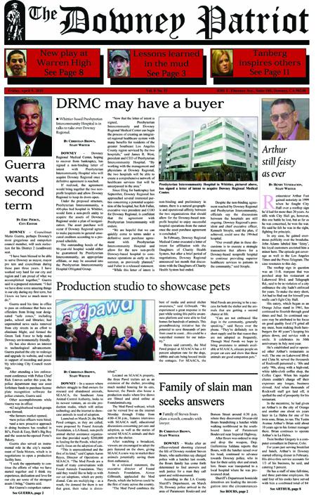 Vol. 8, No. 51, April 9, 2010