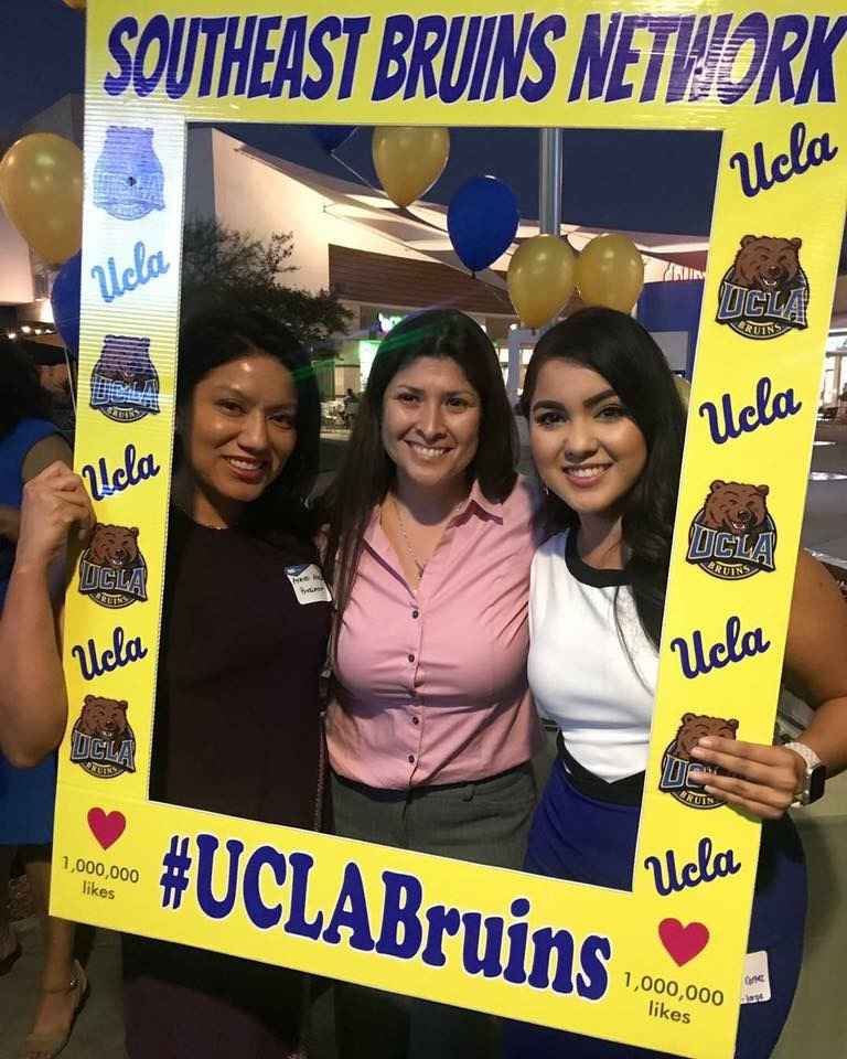 Pictured left to right: President Araceli Almazan; Huntington Park Councilwoman Graciela Ortiz;and Boardmember Alejandra Cortez of Bell Gardens.